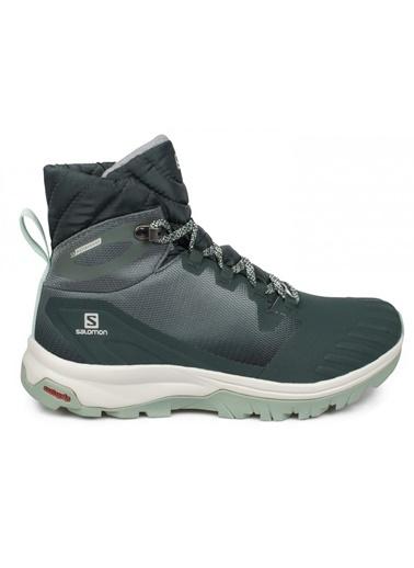 Salomon Vaya Blaze Ts Cswp Kadın Outdoor Ayakkabı Green Gables Yeşil